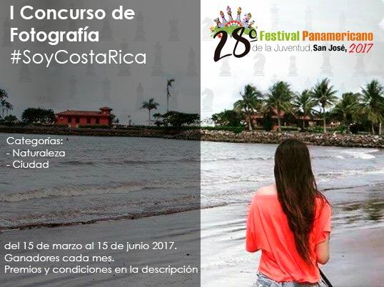 Reglamento: I Concurso de Fotografía #SoyCosta Rica