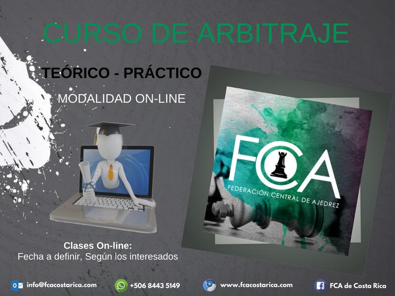 Curso de Arbitraje On-line