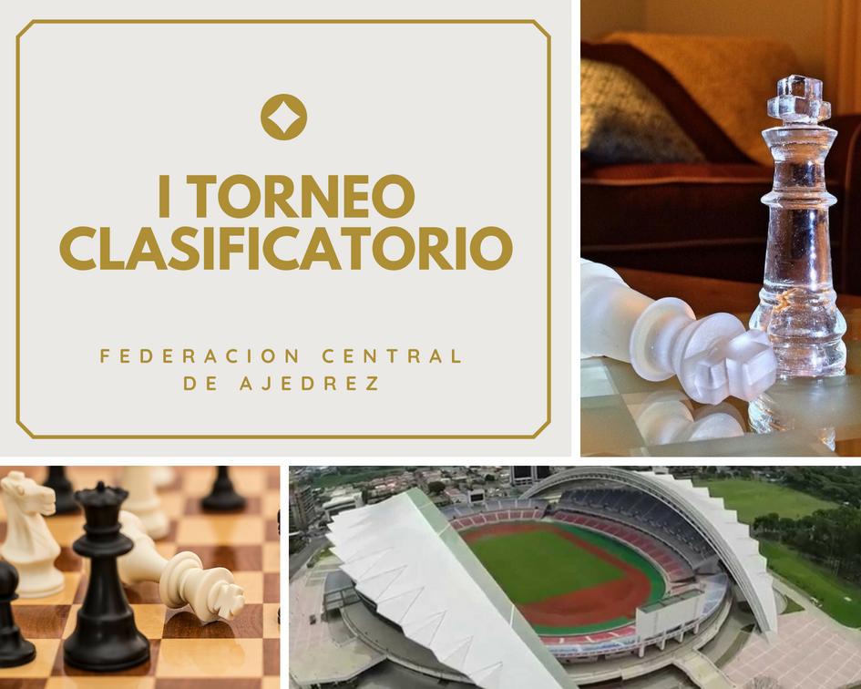 I Clasificatorio del Campeonato Nacional Absoluto 2018