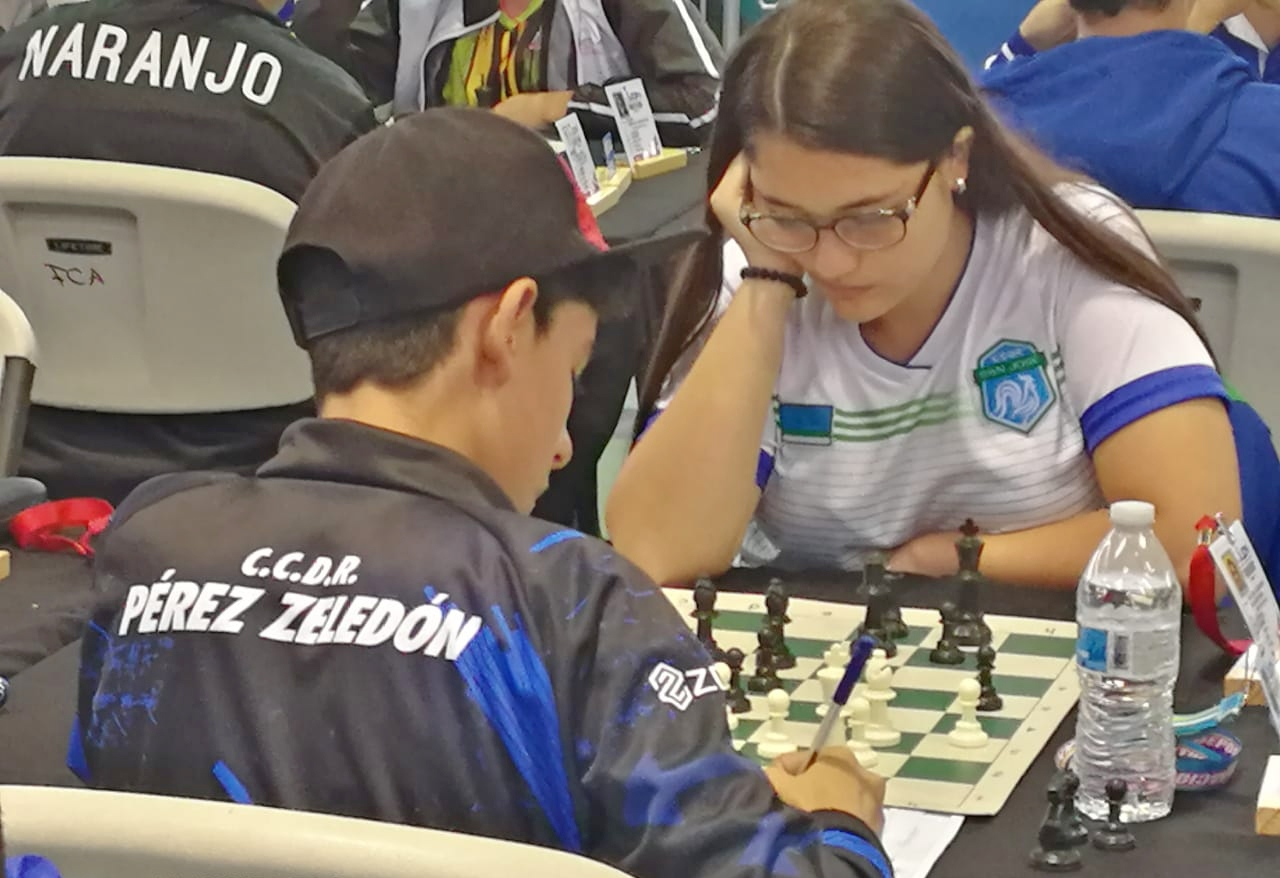 JDN 2018 dan gratas impresiones al Gran Maestro de ajedrez Bernal González