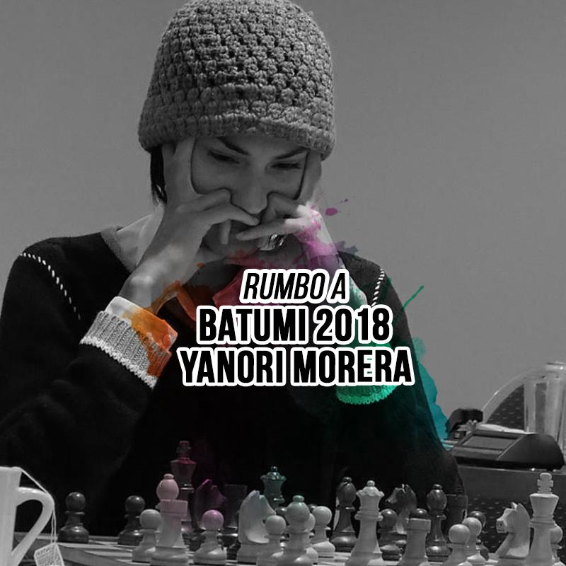 Rumbo a Batumi 2018: Yanori Morera