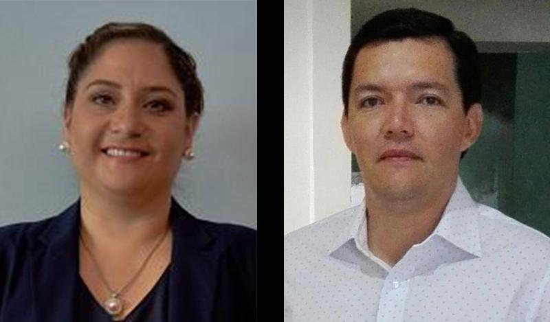 Carolina Muñoz y Stanley Gómez seleccionados para formar parte de las comisiones FIDE