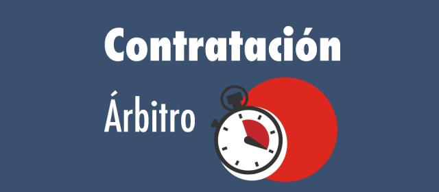Contratación de Escasa Cuantía Urgente número FCACR-CA-1-6-2019