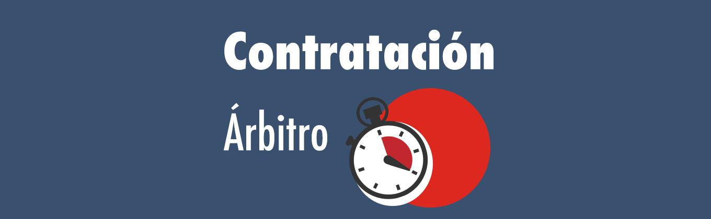 """CONTRATACIÓN DE ESCASA CUANTÍA FCACR-EC2020-02 """"CONTRATACIÓN ÁRBITROS PARA LAS FINALES NACIONALES 2020, MODALIDAD EN LÍNEA"""""""
