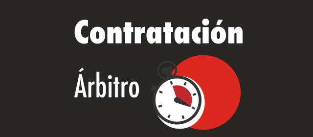 Contratación de Escasa Cuantía Urgente número FCACR-CA-3-2-2019