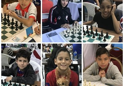 Torneo Nacional por equipos: Élite Juvenil Granja Barboza