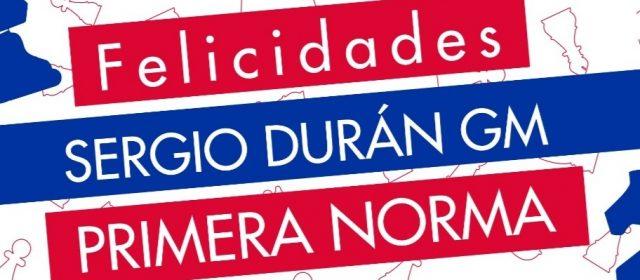 GRANDE SERGIO DURÁN