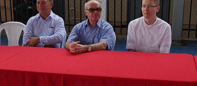 """Excelentísimo Sr. Yuri Bedzhanyan: """"la idea es tener una alianza Costa Rica-Rusia en ajedrez"""""""