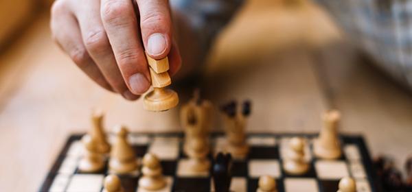El ajedrez y el inglés van de la mano