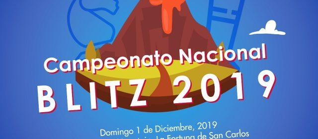 CAMPEONATO NACIONAL BLITZ LA FORTUNA 2019