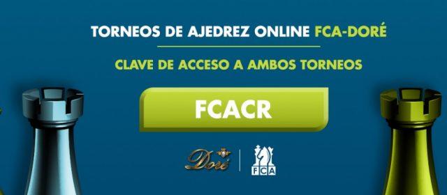 ¡LLAMADA PARA LA SEGUNDA FECHA DEL TORNEO BLITZ ONLINE!