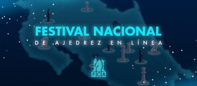 FE DE ERRATAS PRIMER FESTIVAL NACIONAL DE AJEDREZ EN LÍNEA