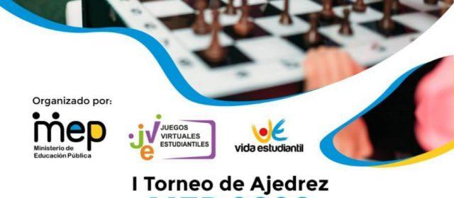 ¡SE ASOMA EL PRIMER TORNEO DE AJEDREZ MEP 2020!