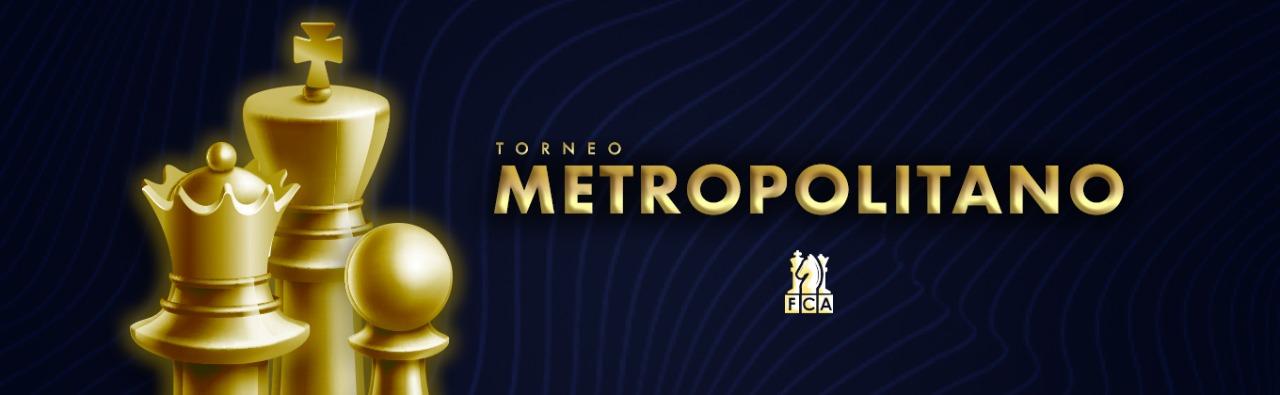 BASES ESPECÍFICAS XLI TORNEO INTERNACIONAL METROPOLITANO EN LÍNEA